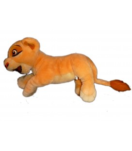 Peluche Range Pyjama Simba Nala Kovu LE ROI LION Disney Jemini - 45 cm