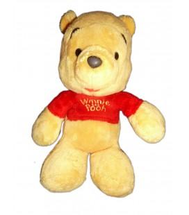 Doudou peluche WINNIE The Pooh Floppy Disney Nicotoy 587/9167 30 cm
