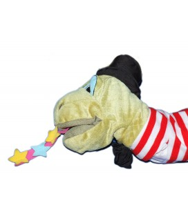Peluche Marionnette SERPENT Ikea - 125 cm - Klappar Circus