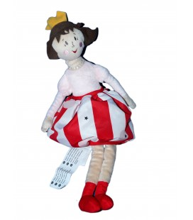 Peluche Doudou Poupée chiffon tissu - Nojsig Plush IKEA - 38 cm