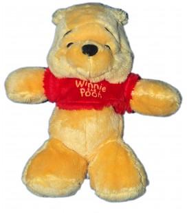 Doudou peluche WINNIE The Pooh Floppy Disney Nicotoy 587/8964 20 cm