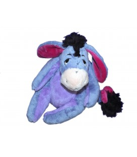 Doudou peluche BOURRIQUET - Disney Nicotoy - H 18 cm - 587/8834