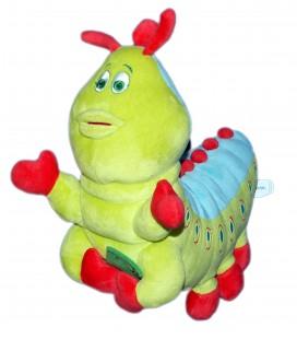 Peluche Doudou Heimlich - 1001 Pattes - A Bug's Life - L 30 cm - Disneyland Disney Pixar