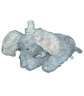 Peluche DUMBO L'ELEPHANT VOLANT Disney Store L 30 cm Colerette