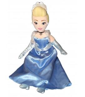 Peluche Doudou poupée Princesse Cendrillon - 43 cm - Disney Nicotoy 587/9705
