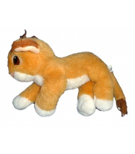 Peluche Simba LE ROI LION Disney Authentic Mattel 1993 L 40 cm 6082DIRL1