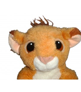 Peluche Simba LE ROI LION Disney Authentic Mattel 1993 L 40 cm 5841DIRL-1