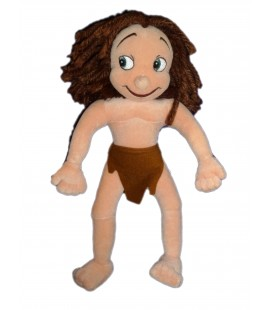 RARE - Peluche collection - TARZAN Livre de la Jungle - 35 cm - Disney Disneyaland Paris