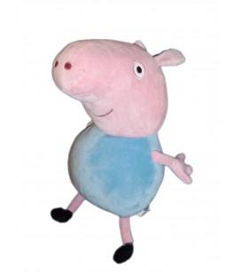 Doudou peluche Le Cochon PEPPA Pig - Play by H 36 cm