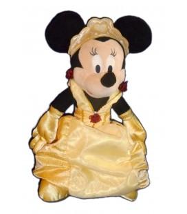Peluche MINNIE Robe de Mariée - Disneyland Paris - H 42 cm