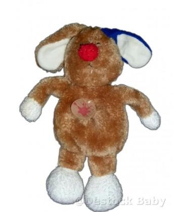 Doudou peluche LaPIN marron - Pla¼sch Kaninchen braun - 28 cm SIGIKID plush