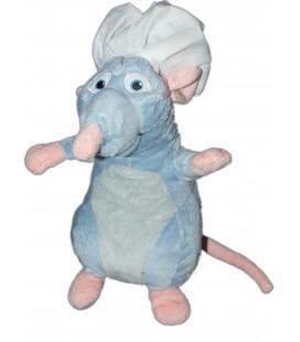 Doudou peluche Remy RATATOUILLE Disney Pixar - Toque - 30 cm