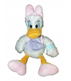 Peluche DAISY Disney H 40 cm - Longs poils - Disney Parks Ayuthentic