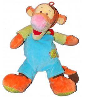 Doudou Peluche Range Pyjama TIGROU Disney Baby Nicotoy - H 50 cm 587/1586