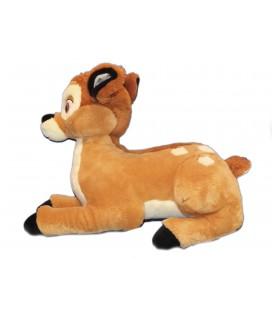 Peluche XXL BAMBI - Disney Nicotoy - L 60 x H 45 cm