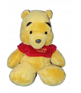 Doudou peluche WINNIE The Pooh Floppy Disney Nicotoy Simba Dickie 22/28 cm
