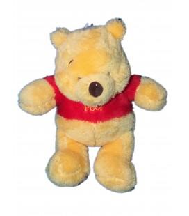 Doudou Peluche WINNIE The Pooh Disney Nicotoy - H 20/28 cm 587/9290