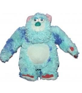 Doudou Peluche Sully - Monstres et Compagnie Monster et Cie Compagnie Bleu Disneyland Disney Paris H 20 cm