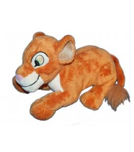 Peluche Kovu Simba Nala Le roi Lion Disney Disneyland Paris 30 cm