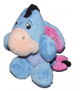 Doudou peluche BOURRIQUET Floppy - Disney Nicotoy - H 16/22 cm 587/8964