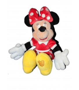 Peluche MINNIE - Disney Store Original - 32 cm