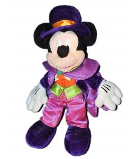 Doudou Peluche MICKEY Halloween - Disney Disneyland Paris - H 34 cm