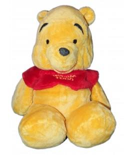 Doudou peluche WINNIE The Pooh Floppy Disney Nicotoy Simba Dickie H 28/35 cm 587/8074