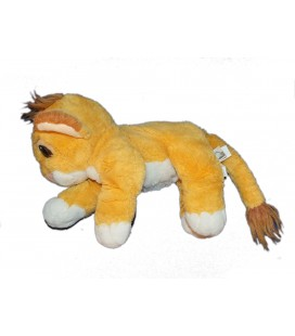 Peluche Simba LE ROI LION Disney Authentic Mattel 1993 L 40 cm 6443DIRL1
