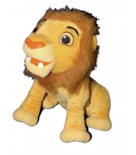 RARE ET COLLECTOR - Peluche qui grogne - Simba LE ROI LION - Disney HASBRO 2003 - 30 cm