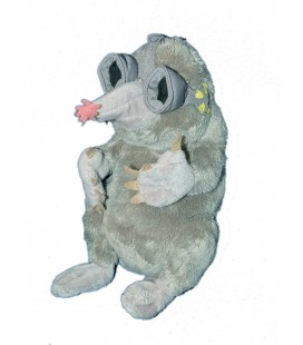 Peluche Doudou Speckels Taupe Mission G FORCE - Disney 25 cm