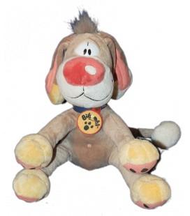 Peluche DIDDL Le chien BIBOMBL - Depesche - H assis 26 cm