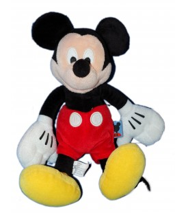 Peluche doudou MICKEY Disney Club Nicotoy Simba - 30 cm