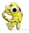 Peluche MARSUPILAMI - Applause - 30 cm - The walt Disney Company 86 Queue rigide