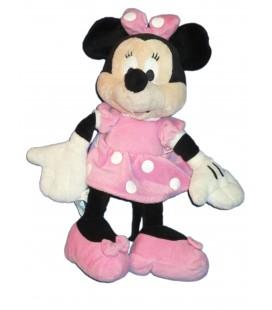 Doudou peluche MINNIE - Disney Club Nicotoy - H 30 cm