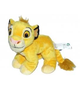 Peluche Doudou Simba -Nez aimanté LE ROI LION Disney Giochi Preziosi 20 cm
