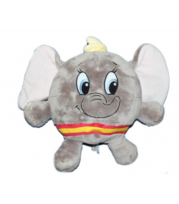 ballon boule Doudou DUMBO L\'ELEPHANT VOLANT Disney Nicotoy H 35 cm