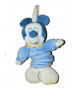 Doudou peluche musicale - MICKEY Disney Baby Nicotoy