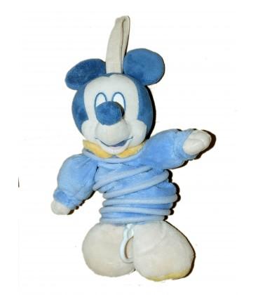 Doudou peluche musicale - MICKEY Disney Baby Nicotoy