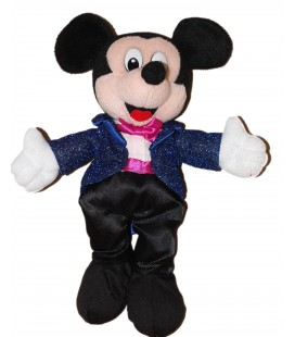 Doudou peluche - MICKEY Disney Mr Loyal Costume - H 25 cm
