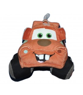 Peluche Doudou Voiture Flash Mc Queen Marin CARS Disney Nicotoy 26 cm