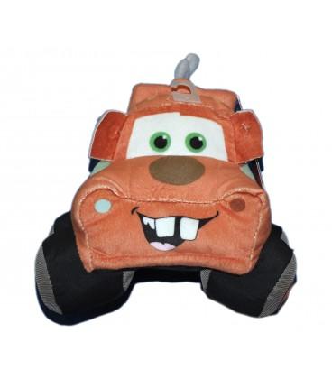 Peluche Doudou Voiture Flash Mc Queen Marin CARS Disney Nicotoy 26 cm