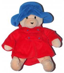 Peluche Ours PADDINGTON Bear - Eden Toys - H 25 cm
