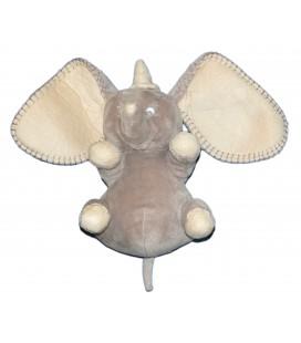 Doudou peluche Dumbo l'Elephant - Disney Nicotoy - 26 cm - 587/9734