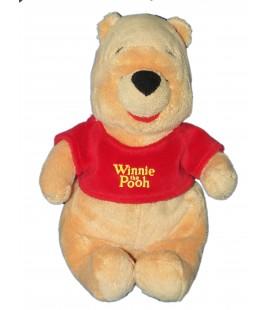 Doudou peluche WINNIE The Pooh Disney Nicotoy Simba Dickie - H assis 24 cm