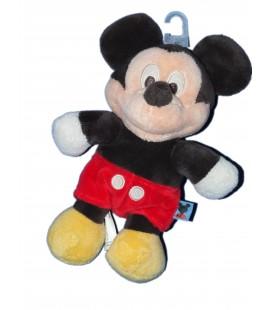 Peluche doudou MICKEY Disney Club Nicotoy Simba Dickie - 22 cm 7532