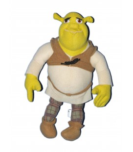 Peluche Shrek 2 - Play by Play - H 34 cm - Dreamworks 2004