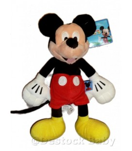 Doudou peluche MICKEY Mouse - Club House - 30 cm