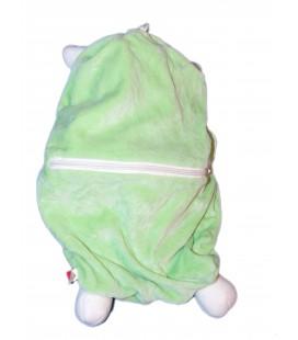 Doudou peluche Range Pyjama Mouton Vert - TEX Baby Carrefour - 35 x 22 cm cm