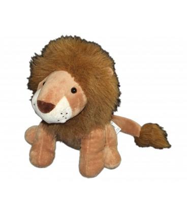 Doudou Peluche LION beige - Playkids CMI - H 22 cm