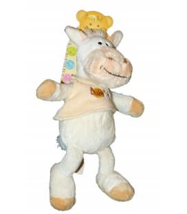 Doudou Vache Beige Baby Nat Babynat 26 cm Pantin Funny